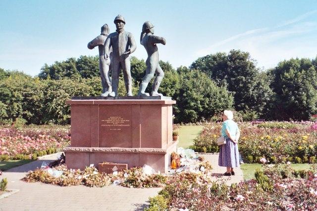 Piper Alpha disaster Memorial