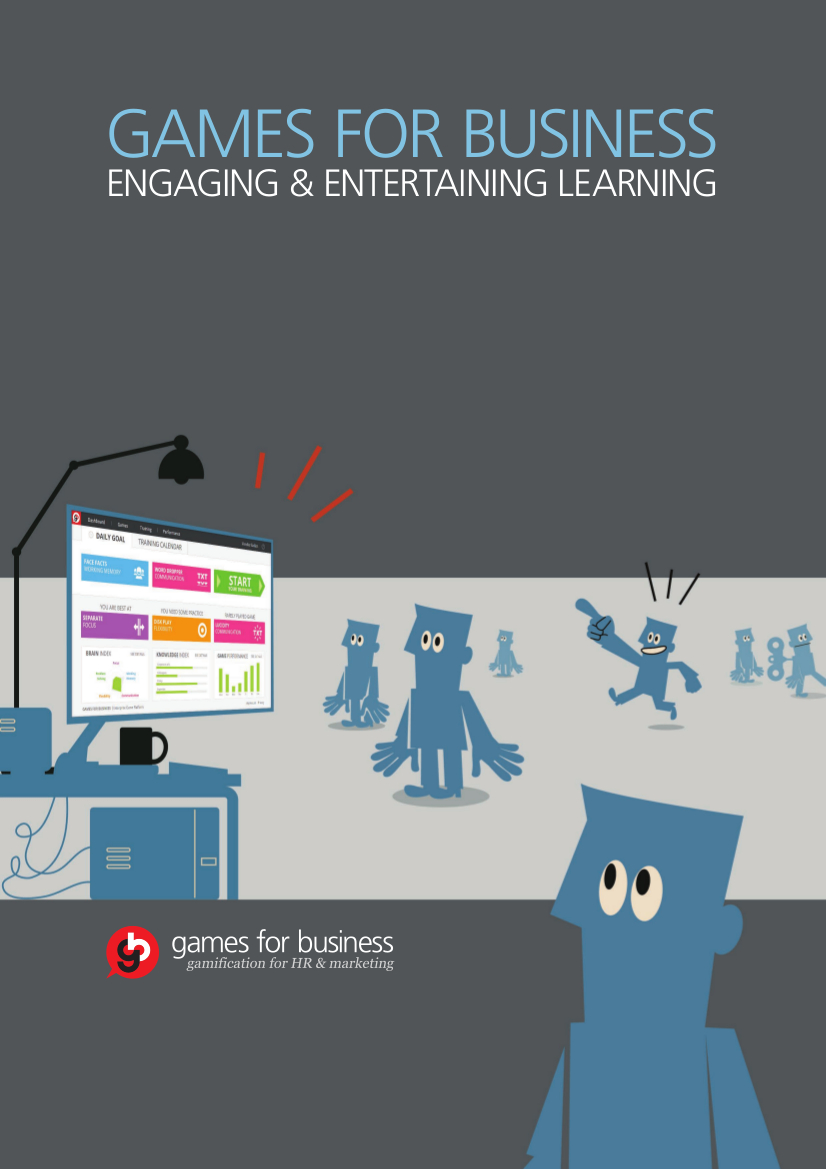 Games for Business - engaging & entertaining learning