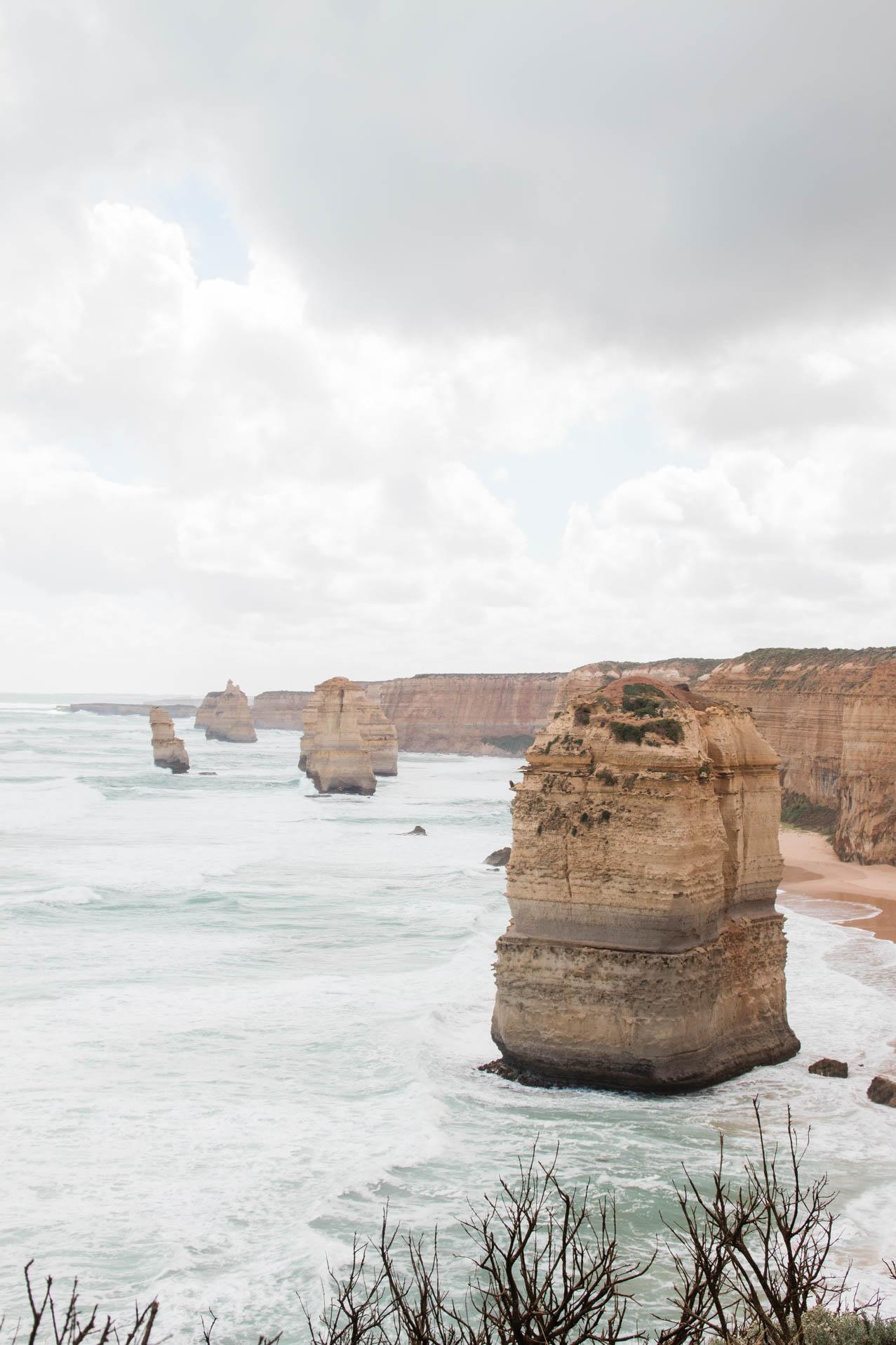 Drei Monate Neuseeland und Australien mit Kind - unsere Route