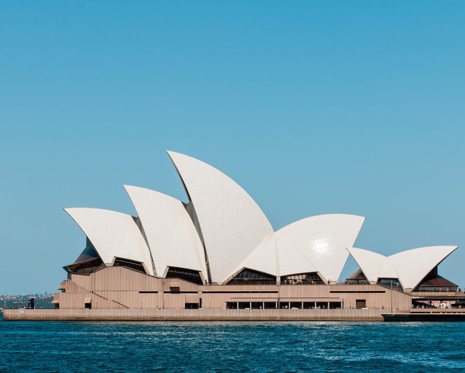 Elternzeitreise - Sydney genießen & entdecken mit Kind