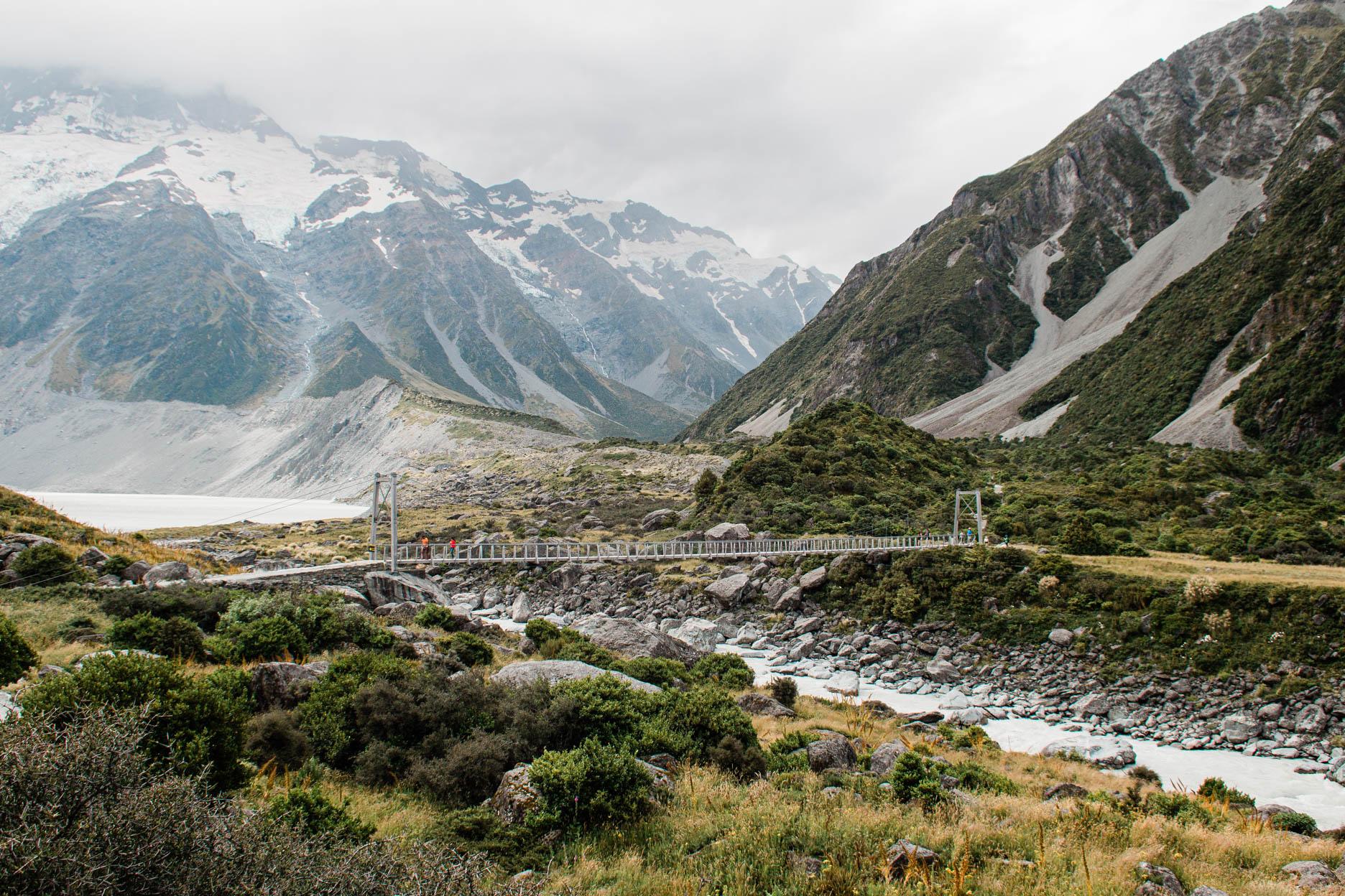 Neuseeland mit Kind, Reisebericht Elternzeit: Aoraki Mount Cook