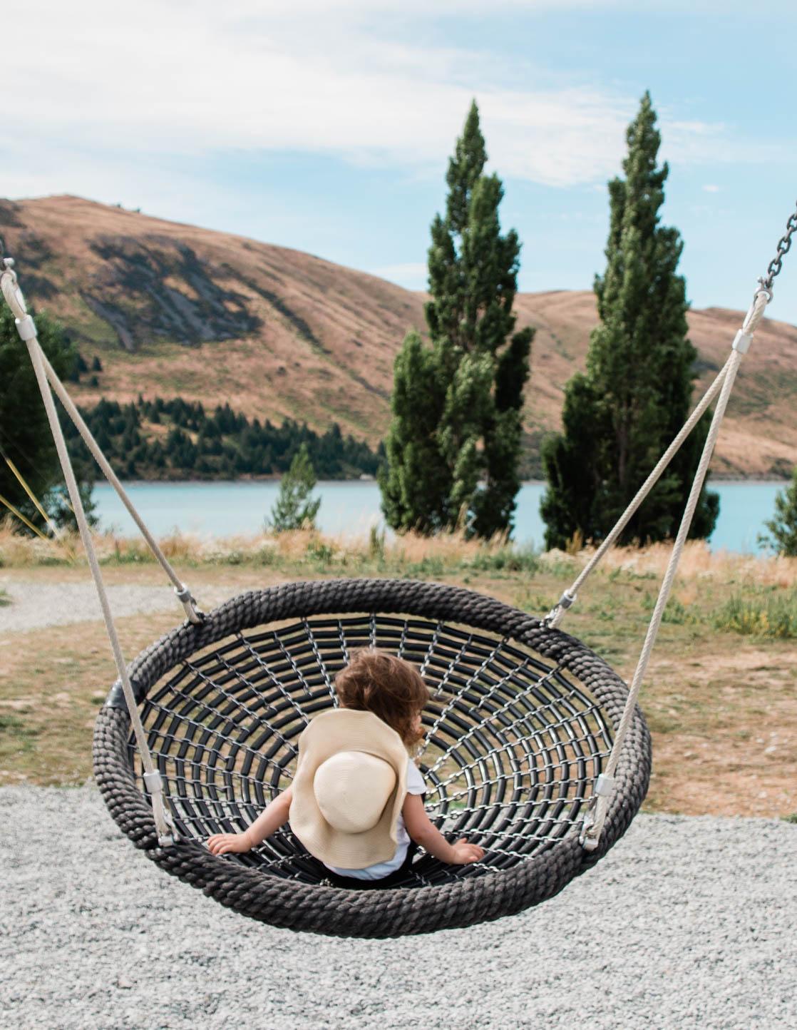Neuseeland mit Kind, Reisebericht Neuseeland: Aoraki Mount Cook & Lake Tekapo