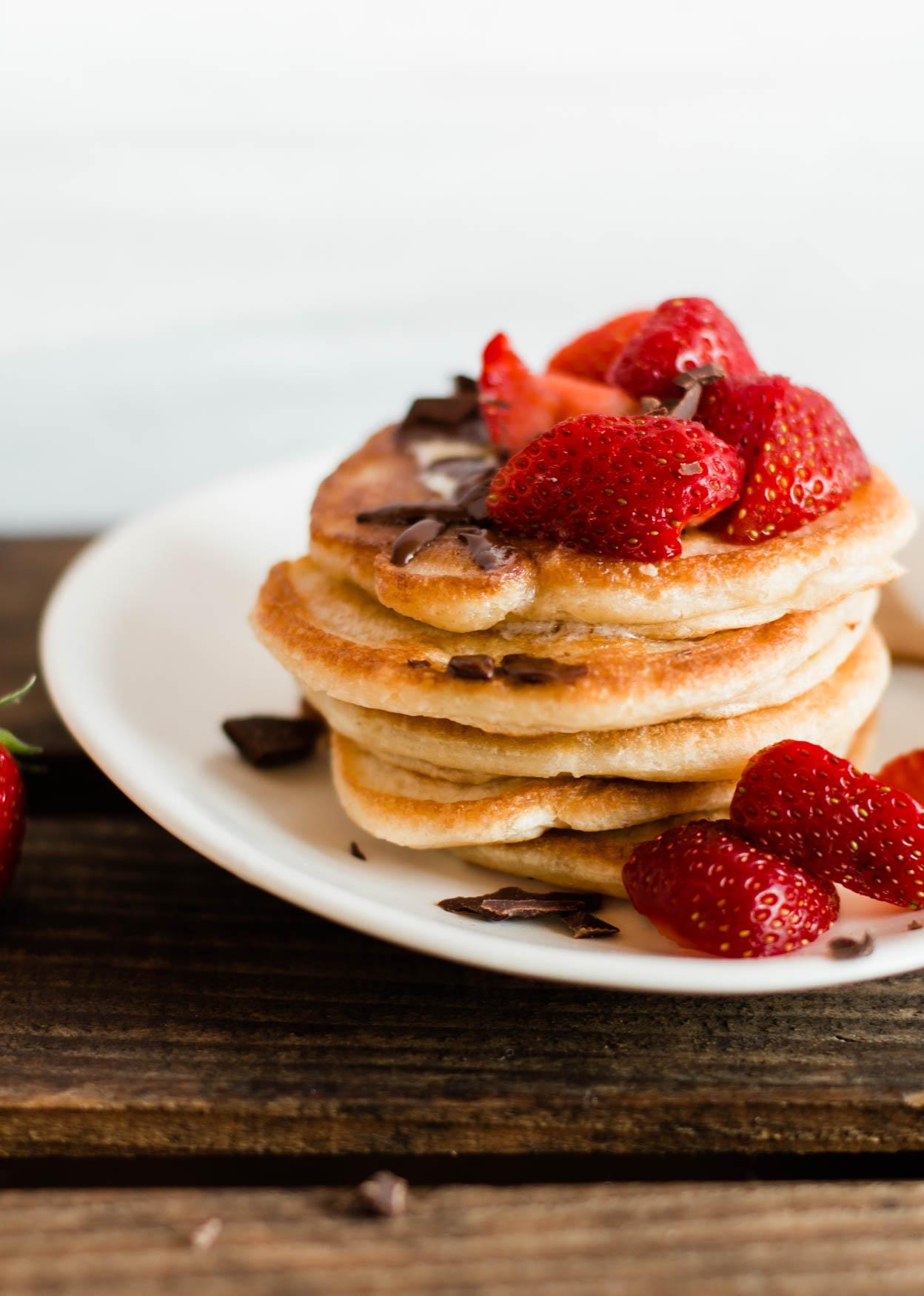 Sauerteig Pancakes Rezept