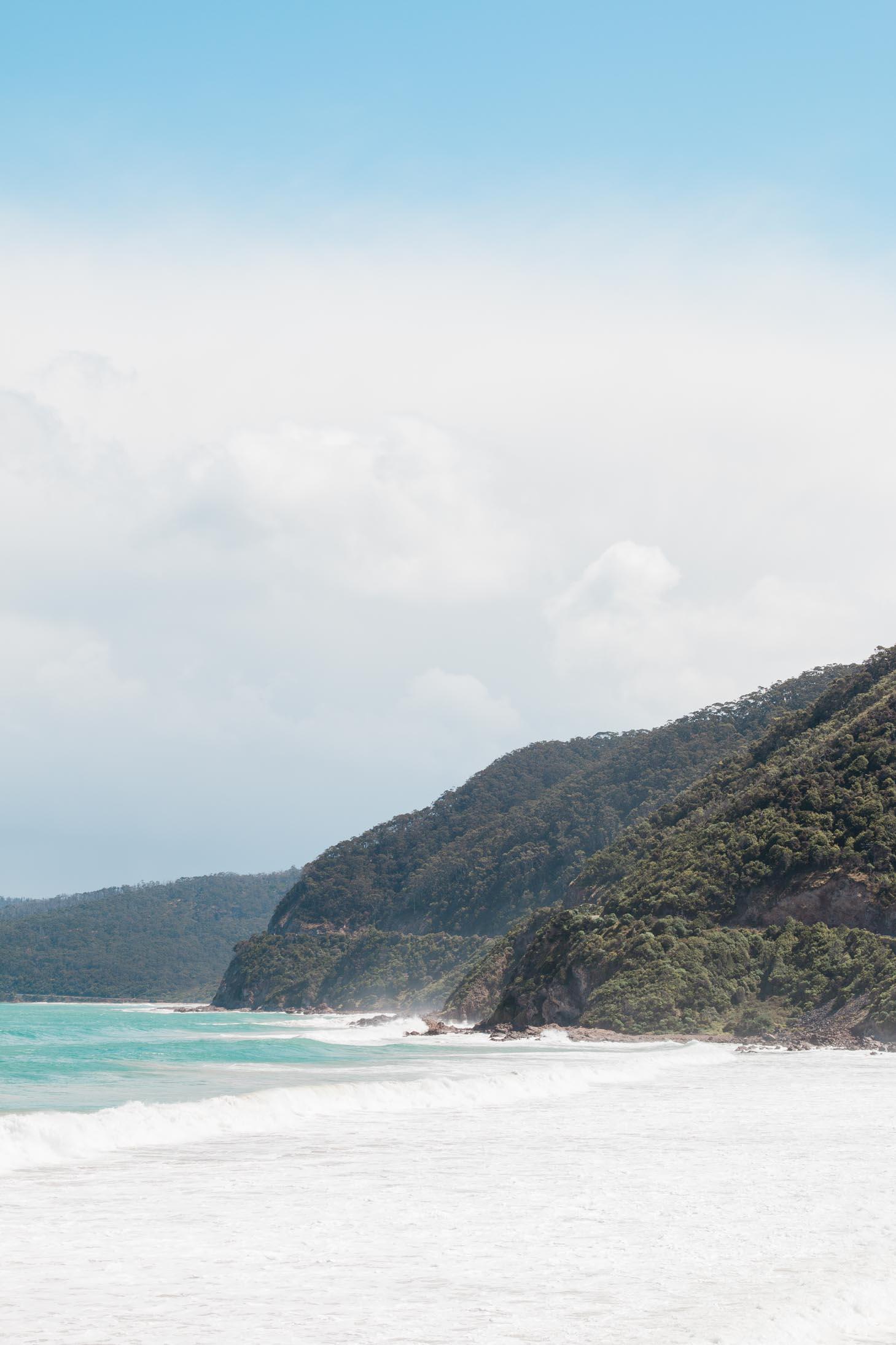 Great Ocean Road Australien Reise mit Kind Elternzeitreise