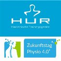 Logo Event Zukunftstag Physio 4.0+