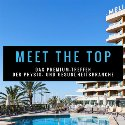 Logo Event Meet the Top Physio, Mallorca