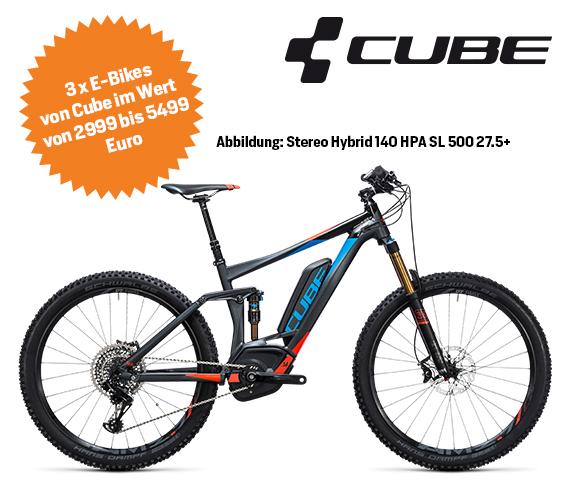 Focus E Bike Gewinnspiel