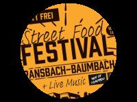 Logo FoodTruck Festival für die ganze Familie