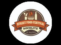 Logo Street Food Festival Rochlitz