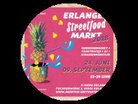 Logo ERLANGEN Streetfood MARKT #4