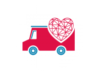 i love foodtrucks Logo
