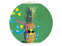 Logo NÜRNBERG Streetfood MARKT #25 + Design