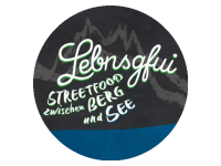 Logo Lebnsgfui meets Schlossbergalm Winter-Edition