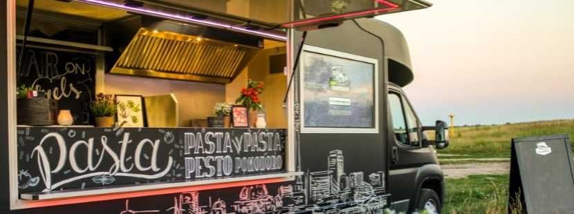 Impression Foodtruck Toby´s Home of Pasta