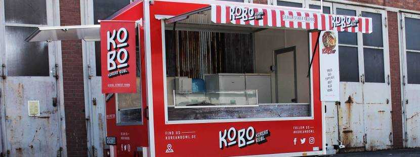 Impression Foodtruck KoBo - Korean Bowl