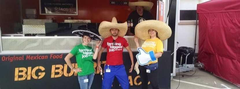 Impression Foodtruck Taco Gang