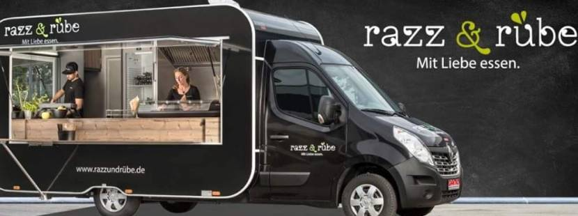 Impression Foodtruck razz & rübe