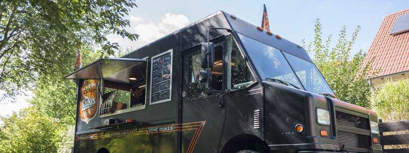 Impression Foodtruck The Dukes