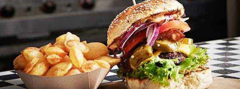 Impression Foodtruck Guerilla Gröstl Gourmet-Burger