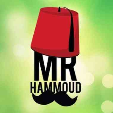 Logo Foodtruck Mr. Hammoud
