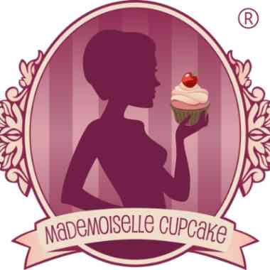 Logo Foodtruck Mademoiselle Cupcake