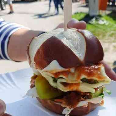 Logo Foodtruck OpenAir STREET FOOD