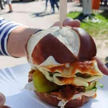 Logo OpenAir STREET FOOD