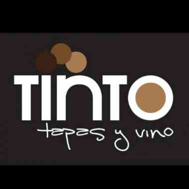Logo TINTO - tapas y vino