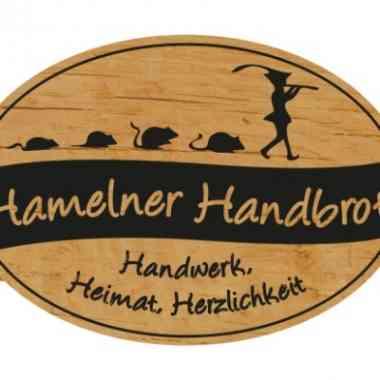 Logo Foodtruck Hamelner Handbrot