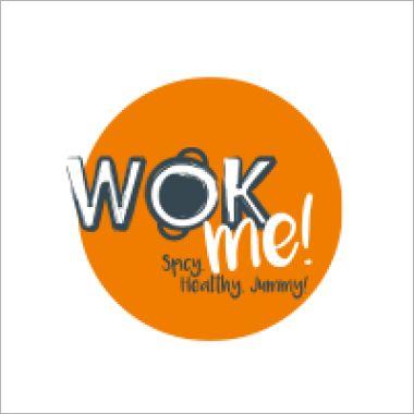 Logo Foodtruck wok me