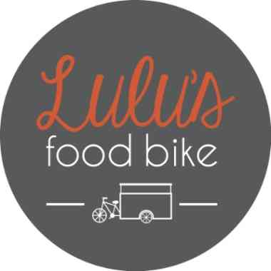 Logo Foodtruck Lulu's food bike