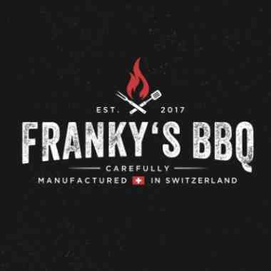 Logo Foodtruck Franky´s BBQ