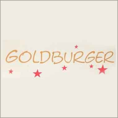 Logo Foodtruck Goldburger