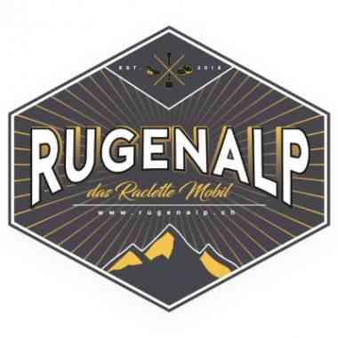 Logo Rugenalp - das Raclette Mobil