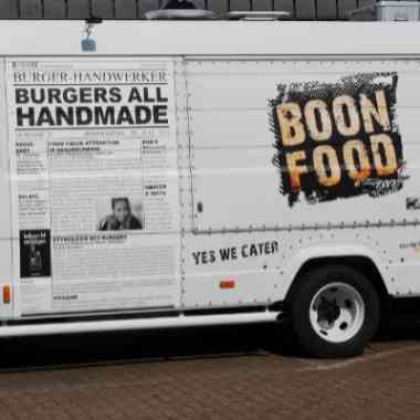 Logo Foodtruck Boon Food FoodTruck