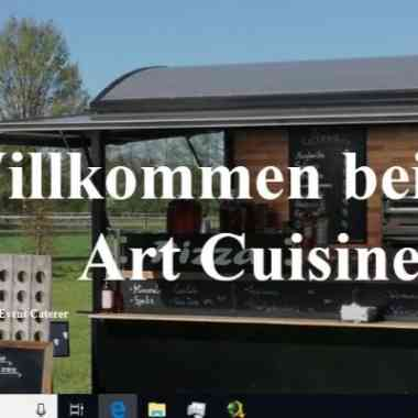 Logo Foodtruck Art-Cuisine