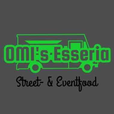 Logo OMI´s Esseria Street- & Eventfood