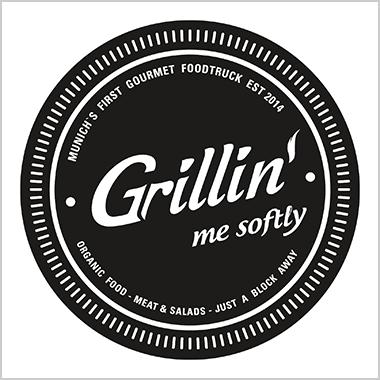 Logo Grillin me softly