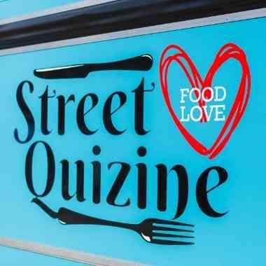 Logo Foodtruck StreetQuizine - Food Truck Catering DE