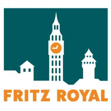 Logo Foodtruck Fritz Royal Snack Bar