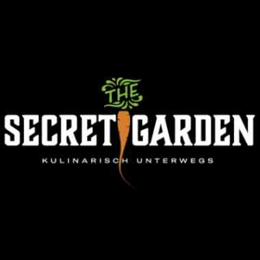 Logo Foodtruck the secret Garden