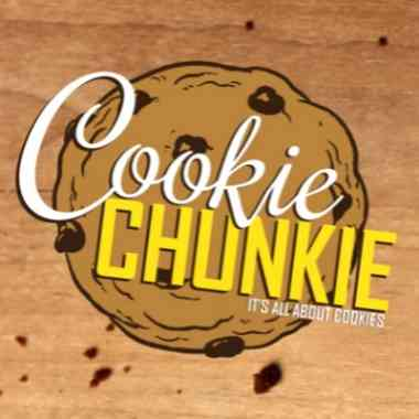 Logo Foodtruck Cookie Chunkie
