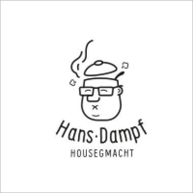 Logo Foodtruck Hansdampfküche