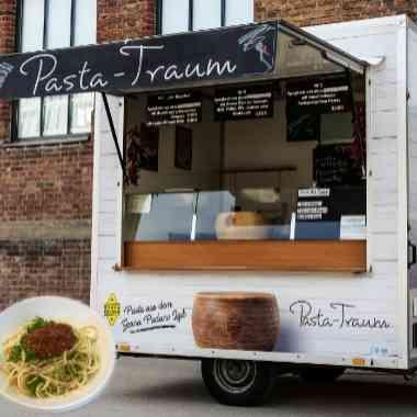Logo Foodtruck PastaTraum