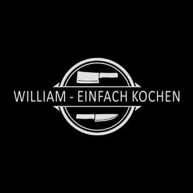 Logo Foodtruck William einfach kochen