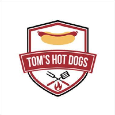 Logo Foodtruck Tom´s Hot Dogs