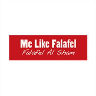 Logo Foodtruck Me Like Falafel