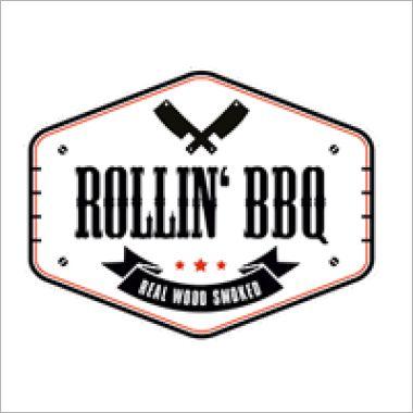 Logo Foodtruck Rollin´ BBQ