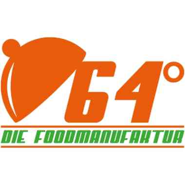 Logo Foodtruck 64° - Die Foodmanufaktur