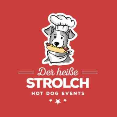 Logo Der heiße Strolch -  Hot Dog Events